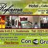 Hotel y Cafeteria Reforma