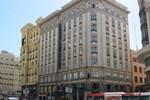 Отель Tryp Madrid Gran Via Hotel