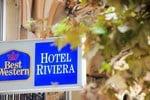 Отель Best Western Riviera by Happyculture