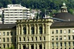 Отель Hotel Platzhirsch