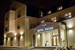 Отель Centrum Konferencyjne Hotel Focus