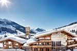 Отель Art & Ski-in Hotel Hinterhag
