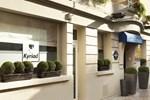 Отель Kyriad Paris - Clichy Centre