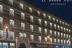 Отель Le Grand Hôtel Grenoble