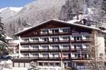 Отель Hotel Restaurant Alpina
