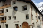 Отель Ferienhotel Julier Palace