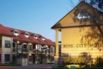 Отель Rose City Motel