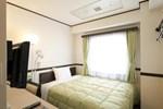 Отель Toyoko Inn Hokkaido Sapporo-eki Nishi-guchi Hokudai Mae