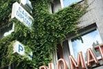 Отель Hotel Diplomat