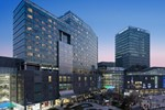 Отель Courtyard By Marriott Seoul Times Square
