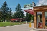 Отель Motel Dlouha Louka