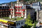 Отель Hotel Helvetie