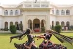 Отель Hari Mahal Palace, Jaipur