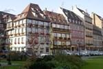 Отель Hôtel Restaurant Au Cerf d'Or