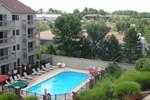 Отель Days Inn & Suites St. Louis/Westport