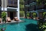 Отель The Oasis Lagoon Sanur