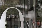 Отель Citotel de l'Univers