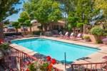 Отель Sky Ranch Lodge