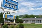 Отель Colonial Motel