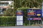 Отель Haruru Falls Resort
