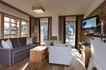 Апартаменты Serfaus Mountain Lodge