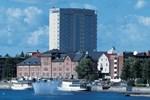 Отель Scandic Plaza Umeå