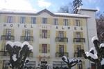 Отель Hotel des Alpes