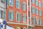 Отель Hotel Boréal Nice