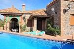 Апартаменты Holiday Home Alcazaba De Beas Velez Malaga