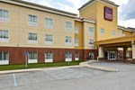 Отель Comfort Suites Indianapolis Airport