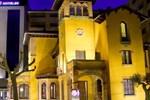 Отель Hotel Castillo de Ayud