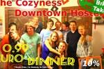 Хостел The Cozyness Downtown Hostel