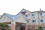 Отель Fairfield Inn by Marriott Houston I-10 West