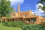 Отель The Bishops Lodge Ranch Resort and Spa