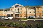 Отель Fairfield Inn & Suites Tampa Fairgrounds/Casino
