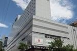 Отель Shin Osaka Esaka Tokyu Inn