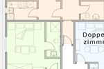 Апартаменты Landhaus Christophorus