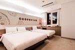 Отель Hotel Aventree Jongno