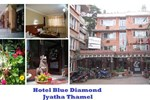 Отель Hotel Blue Diamond