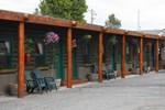 Отель Moose Creek Cabins