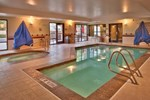 Отель SpringHill Suites by Marriott Salt Lake City Downtown