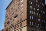 Отель Wyndham Baltimore Peabody Court