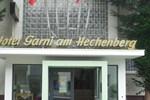 Отель Hotel Garni am Hechenberg