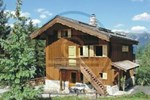 Апартаменты Holiday home Route du Plan du Saz II