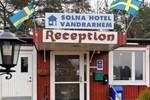 Отель Solna Hotell & Vandrarhem