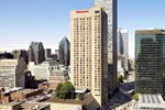 Отель Le Centre Sheraton Montreal Hotel