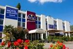 Отель Kyriad Grenoble Eybens Parc des Expositions