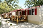 Отель Mobile Homes Laguna - Naturist FKK Camping Ulika