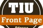 TIU Front Page