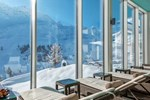 Отель Arosa Kulm Hotel & Alpin Spa